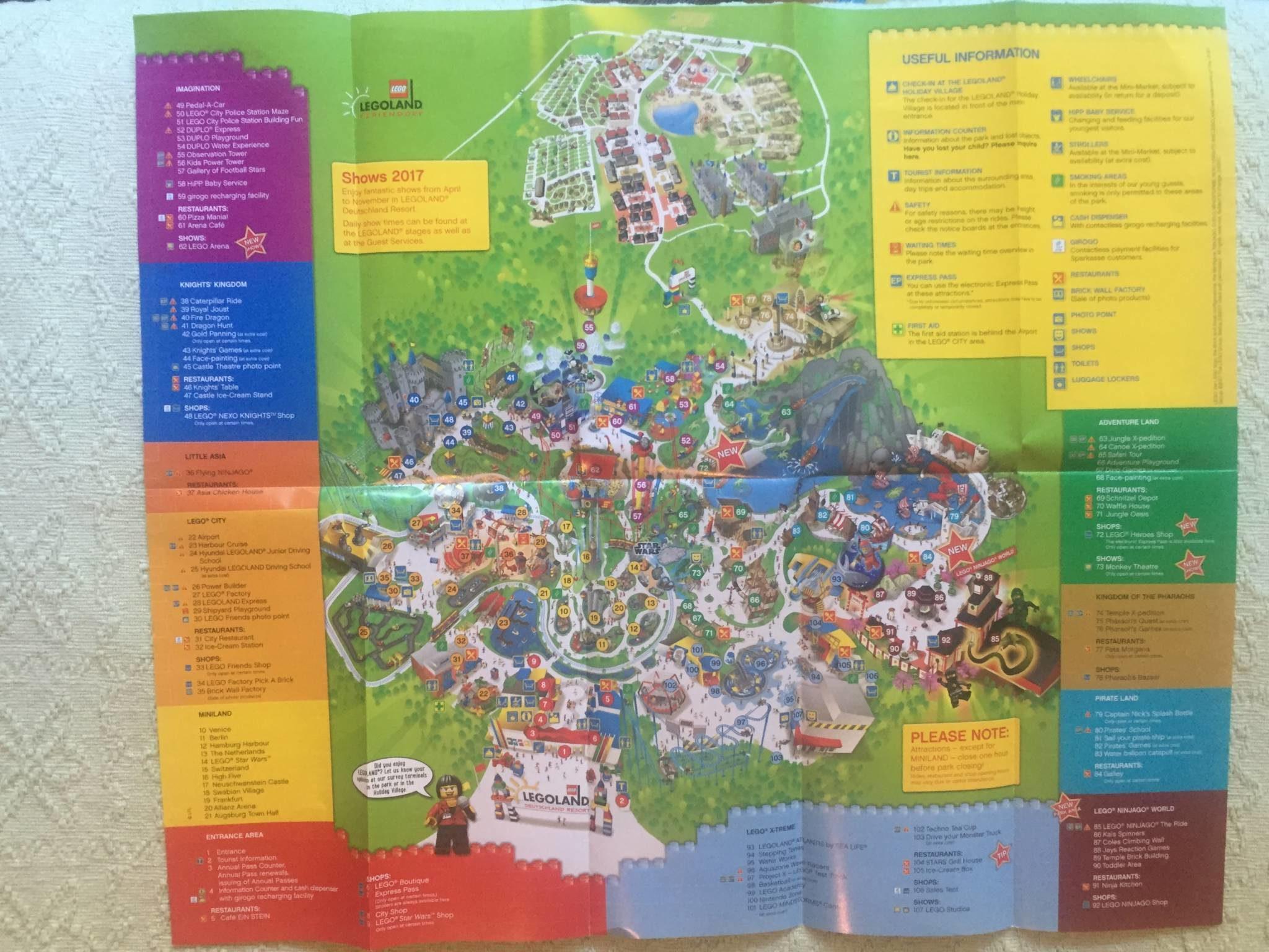 Cartina Mondo Lego.Legoland I Viaggi Che Vi Consiglio Projectnerd It