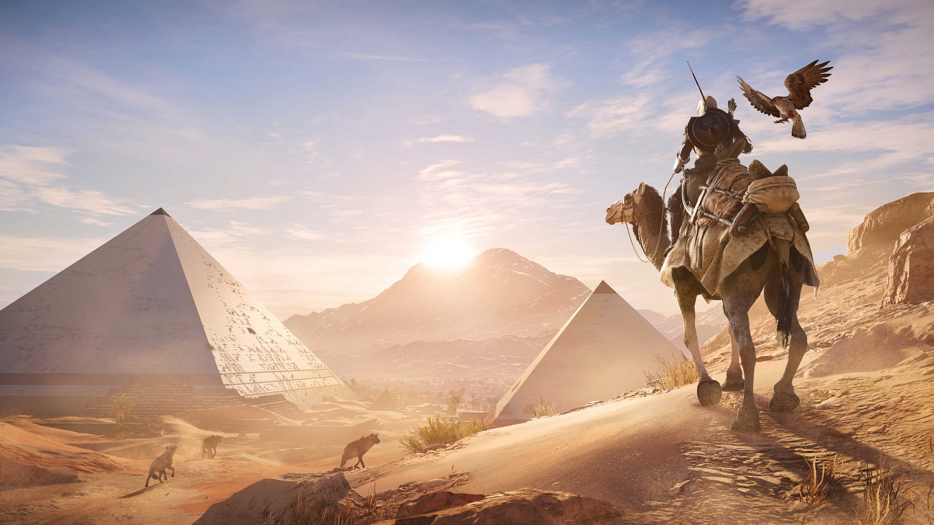 24 minuti gameplay assassins creed origins