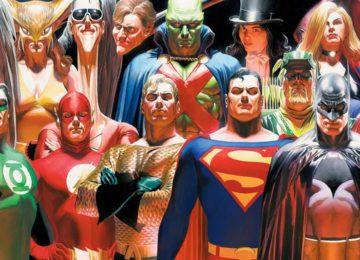 migliori storie della Justice League
