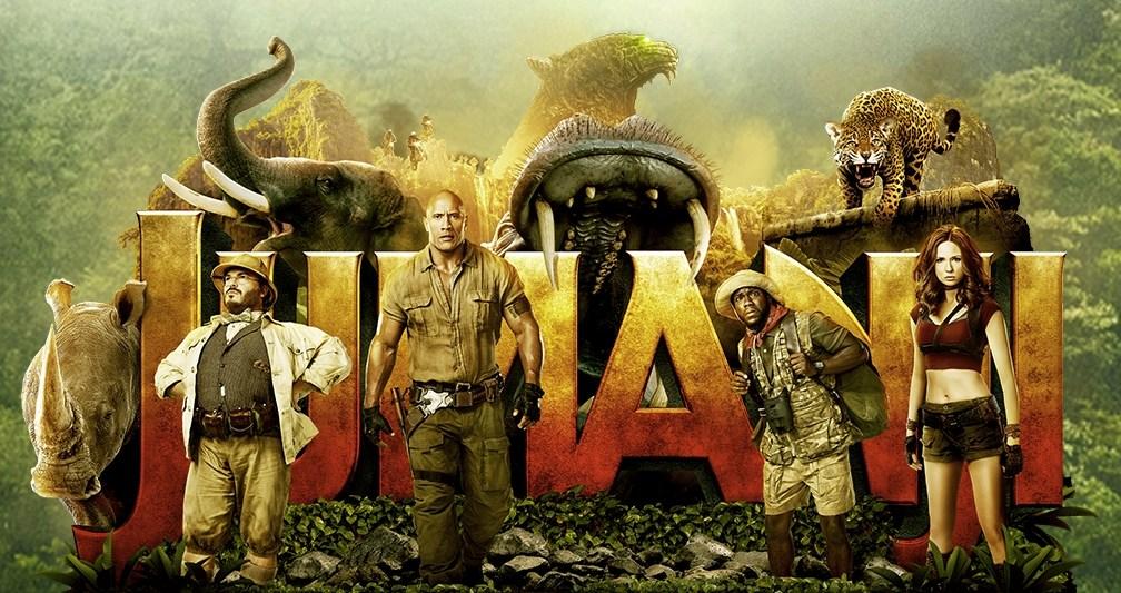 Jumanji - Benvenuti nella giungla - La recensione