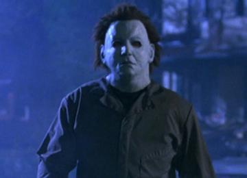 Prima foto di michael Myers dal set del nuovo Halloween