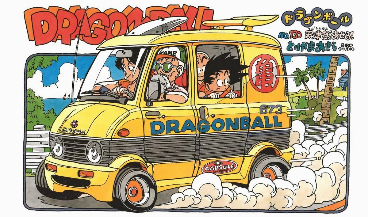 dragon ball Toriyama