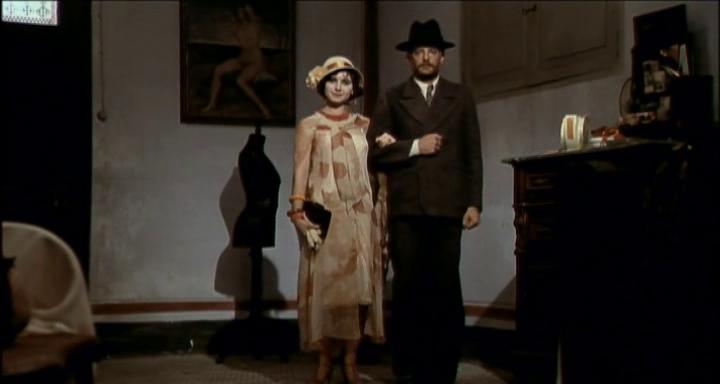 Film d'amore e d'anarchia: Tripolina e Antonio