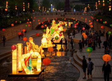 festival delle lanterne