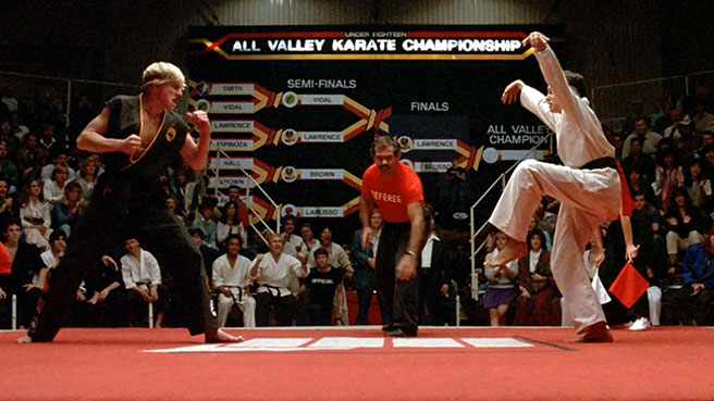 Cobra Kai: il trailer della web serie sequel di Karate Kid