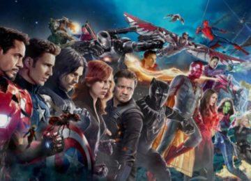 Marvel Cinematic Universe, qui una foto artistica di tutti i personaggi