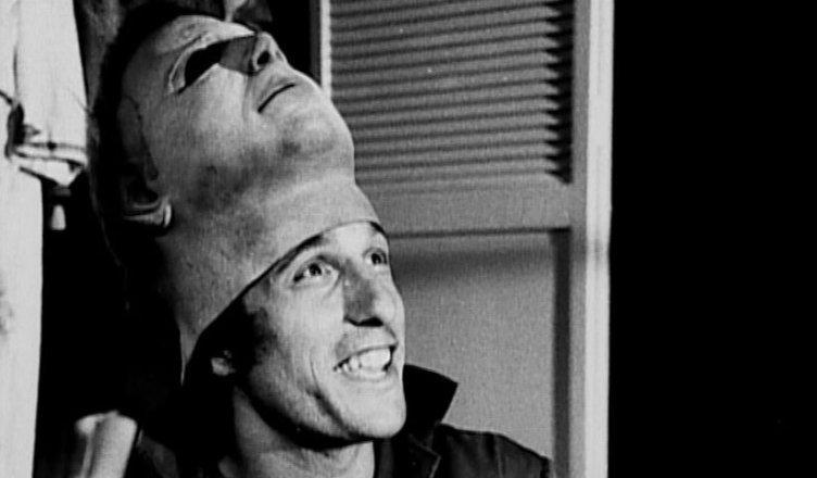 Halloween: Nick Castle sul set di Halloween - La notte delle streghe nel 1978