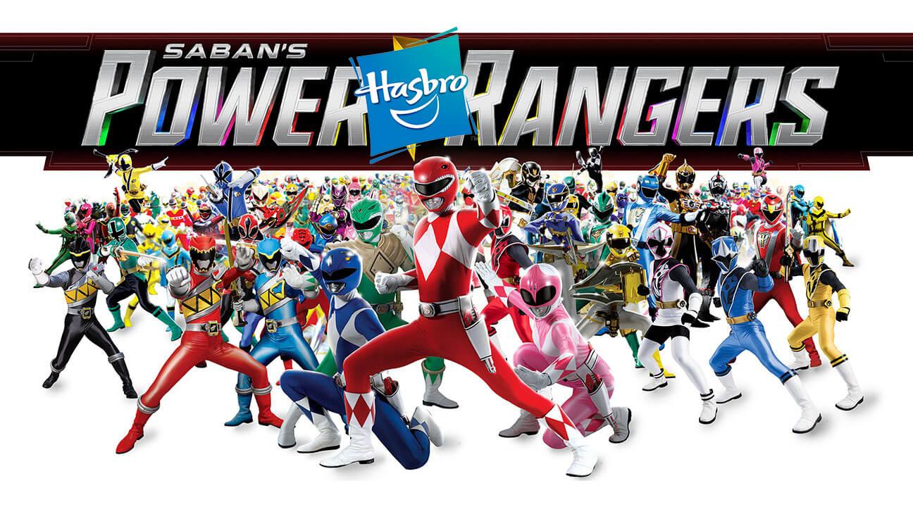Hasbro Diventa La Nuova Casa Produttrice Di Giochi Power Rangers