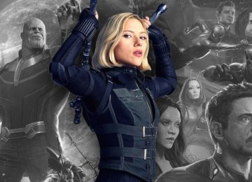 Infinity War - Black Widow