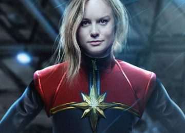 Captain Marvel in primo piano, la vedremo in Avengers 4