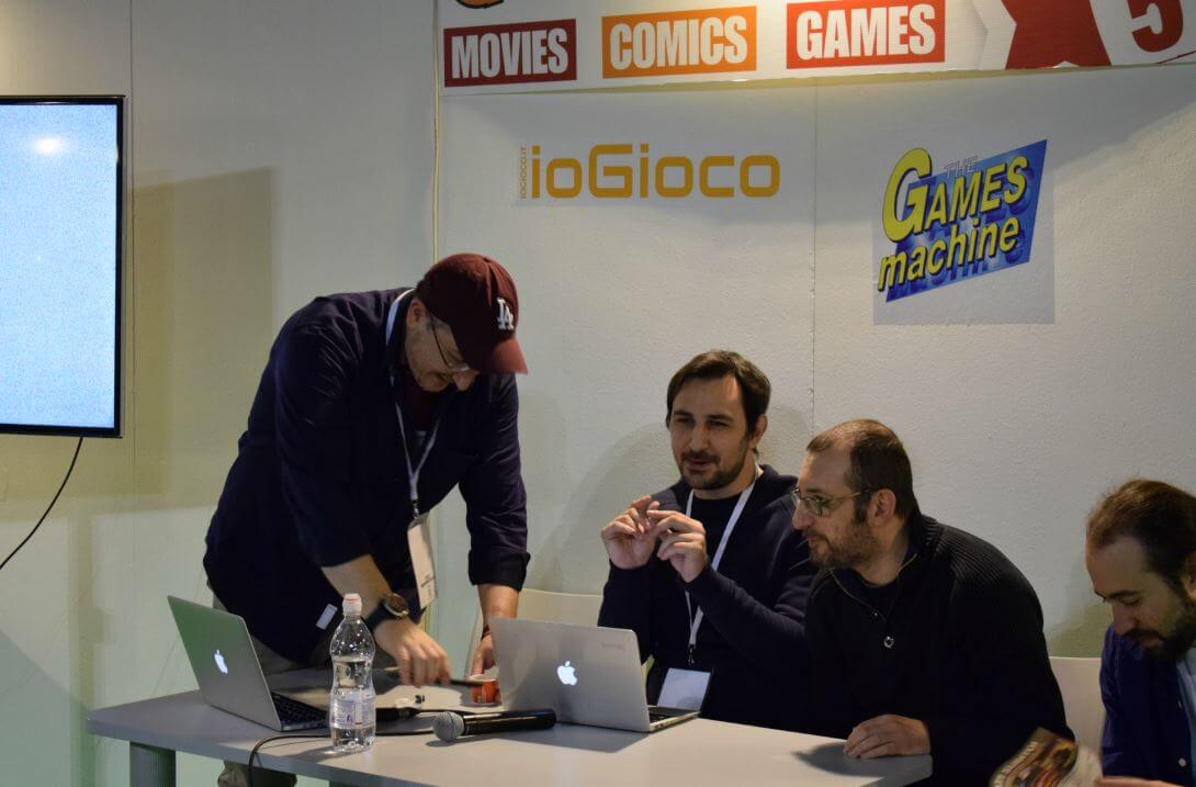 Cartoomics 2018 conferenze