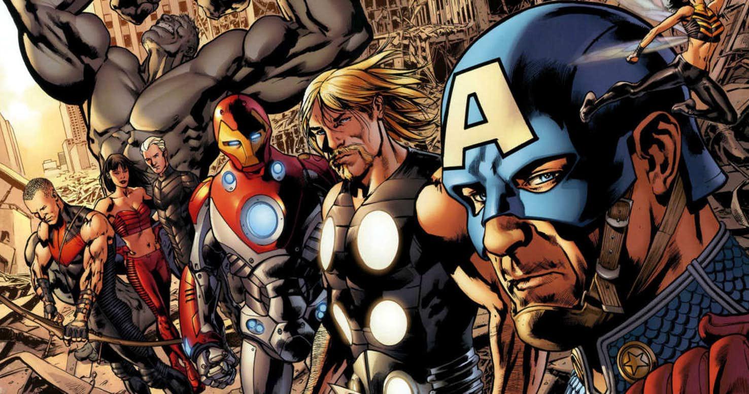 Ultimates avengers