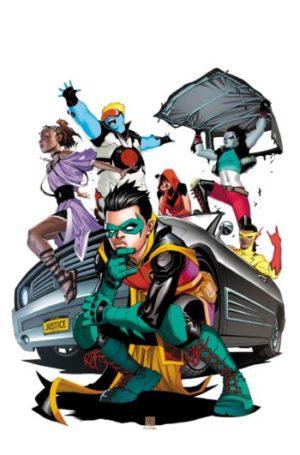 Robin Titans
