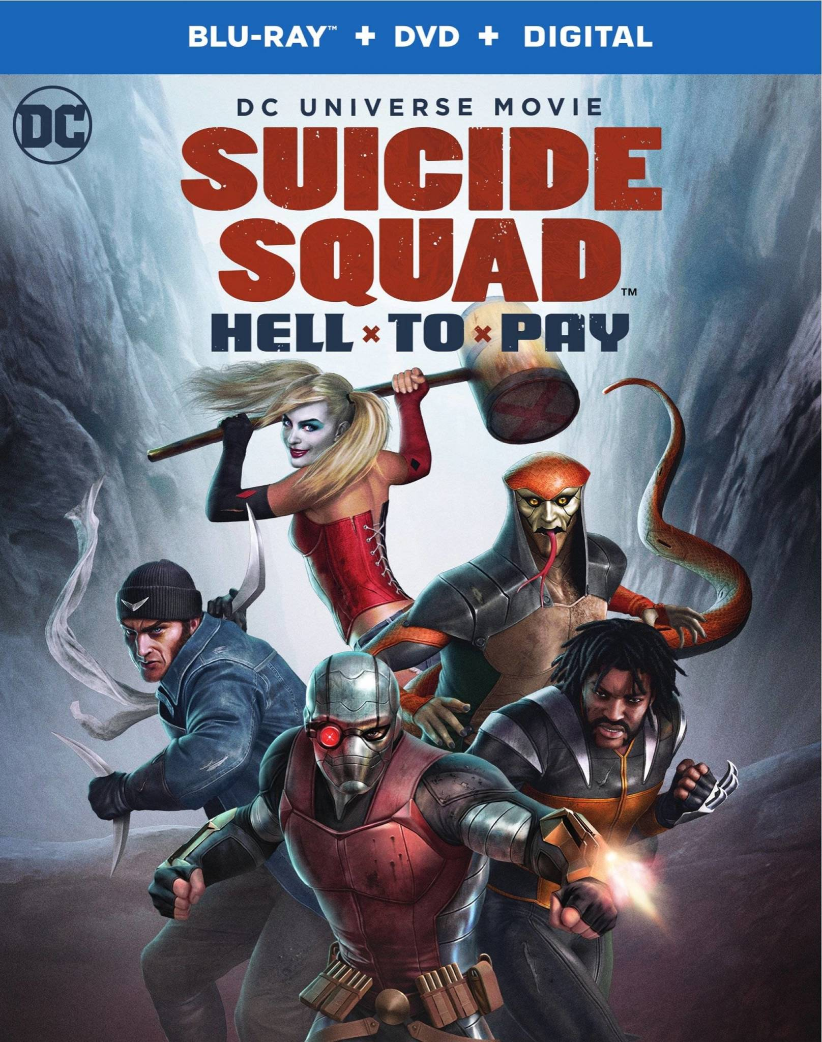 Suicide Squad: Hell to Pay fumetto