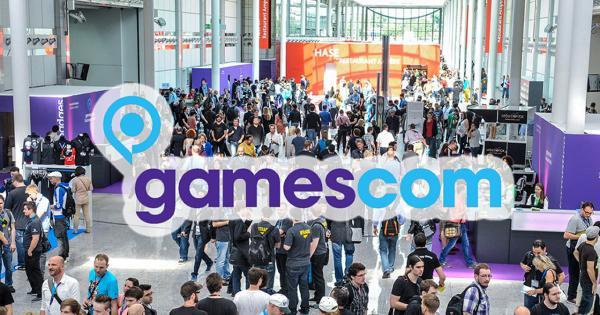 gamescom 2018 agosto