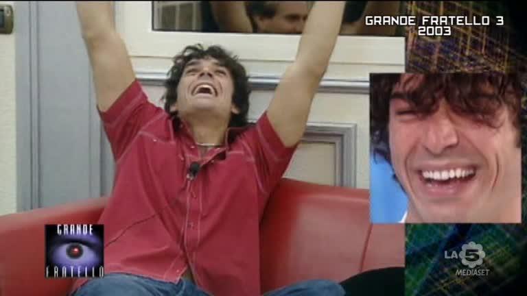 Luca Argentero - Grande Fratello