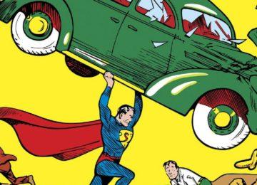 Butch Matson Action Comics