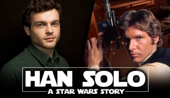 Solo. A Star Wars Story- Ron Howard