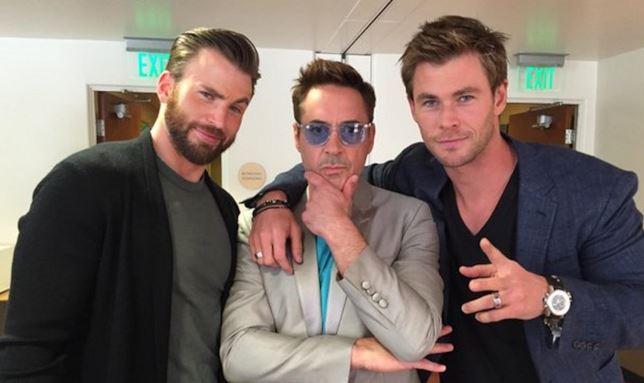 Avengers: Infinity War - cast