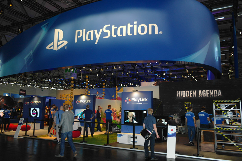 gamescom 2018 playstation 4