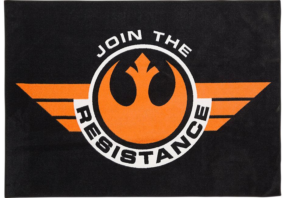 Il logo della Resistenza di Star Wars