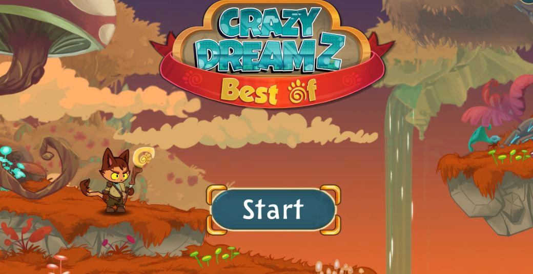 crazy dreamz best of recensione let's start