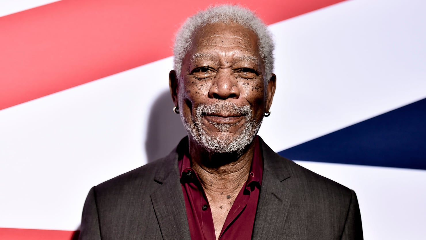 Morgan Freeman ProjectNerd.it