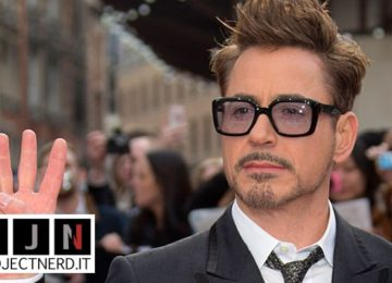 Robert Downey Jr Projectnerd.it