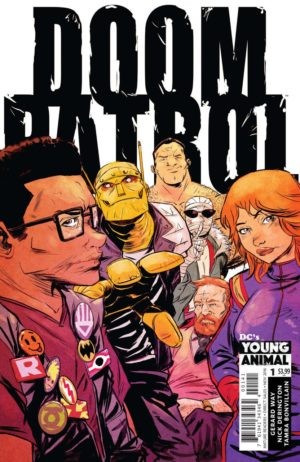 Young Animal Doom Patrol