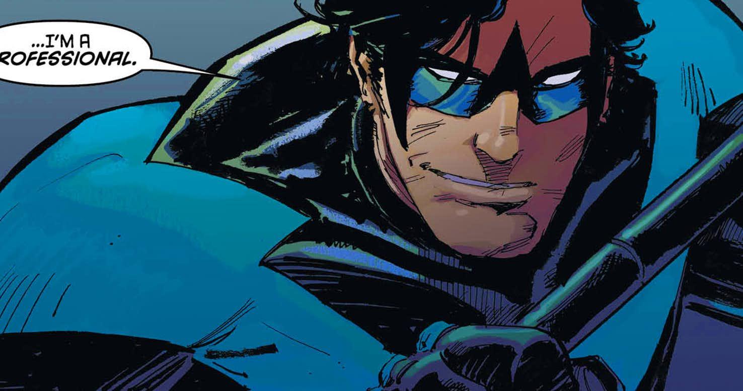 Benjamin Percy Nightwing 3