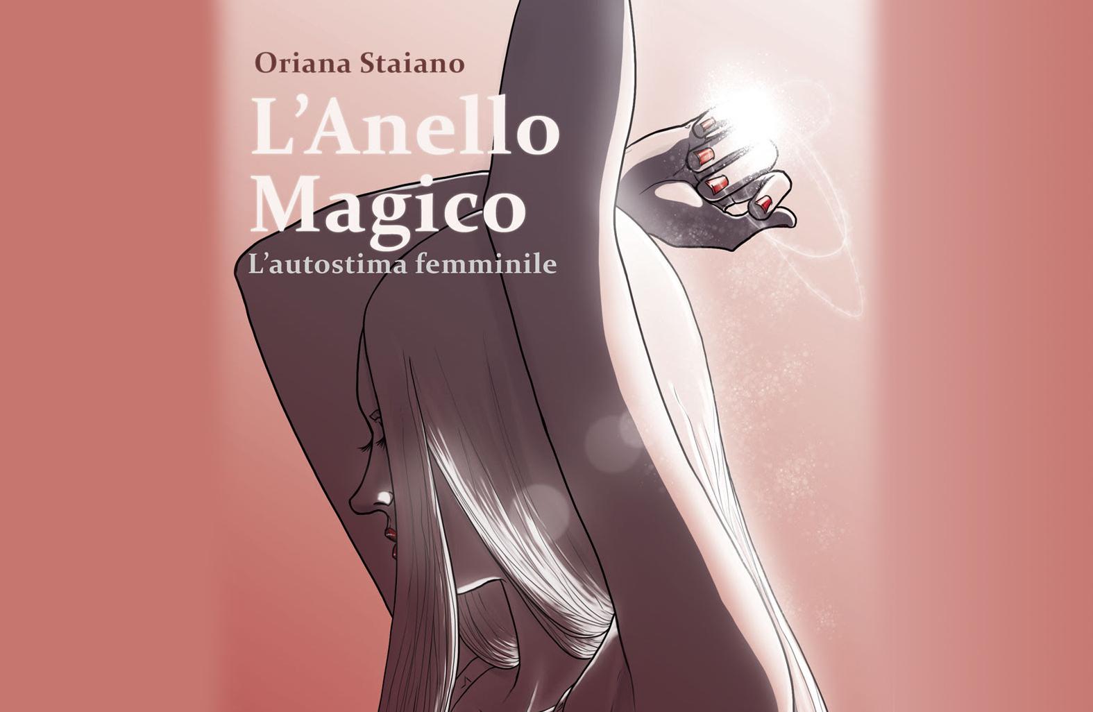 Staiano - Anello Magico copertina