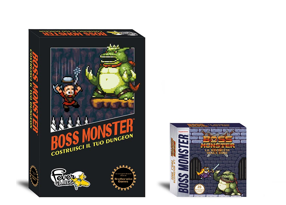 Boss Monster Box and ToHK