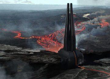 Darth Vader Castello
