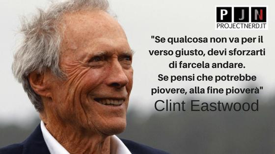 Clint Eastwood projectnerd.it
