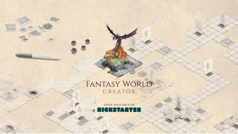 fantasy-world-creator