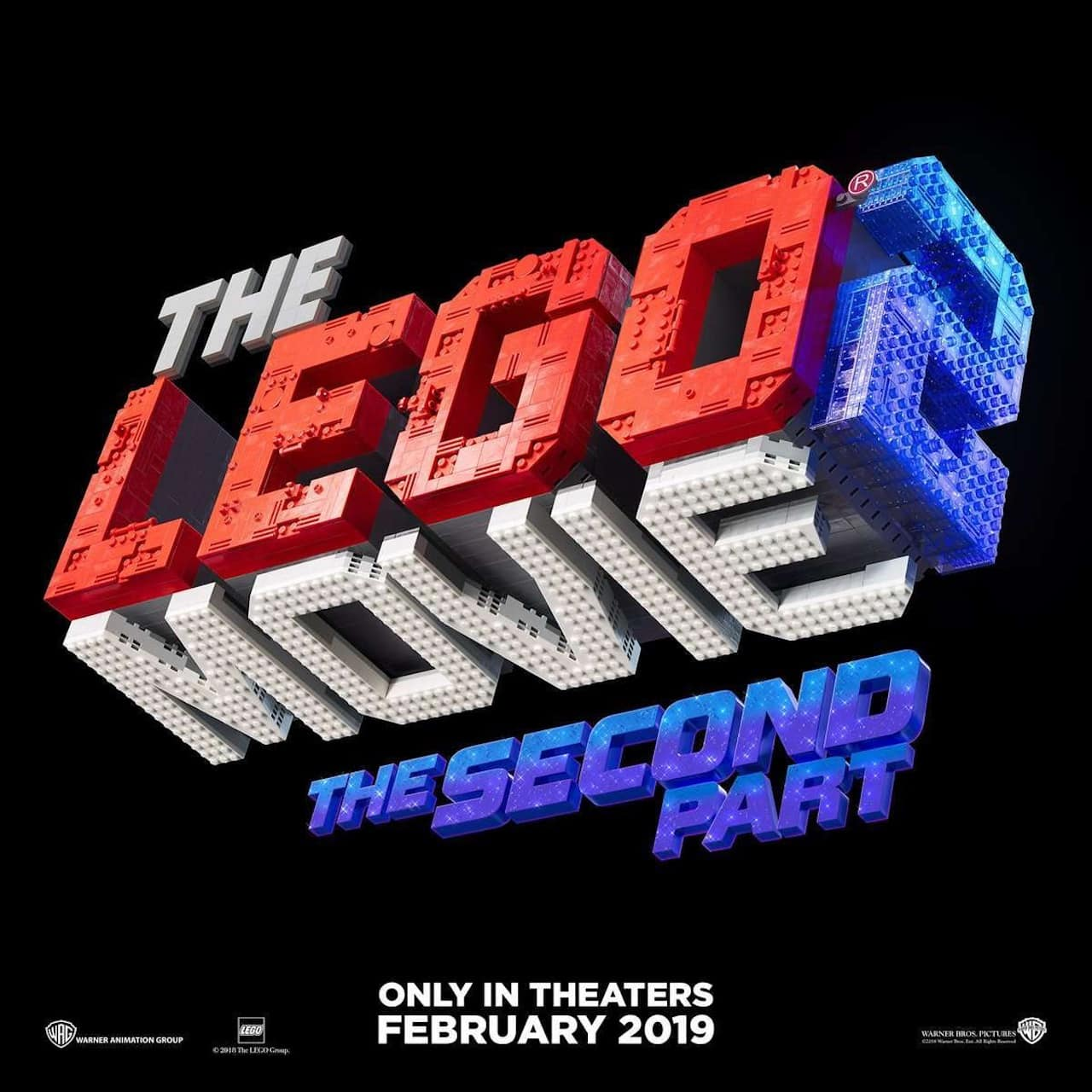 The LEGO Movie 2: The Second Part arriverà nel 2019