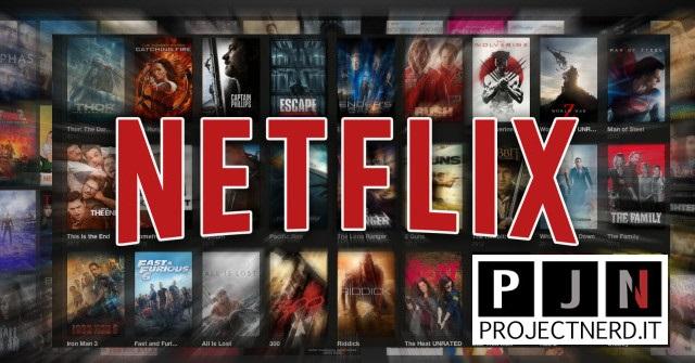 netflix projectnerd.it