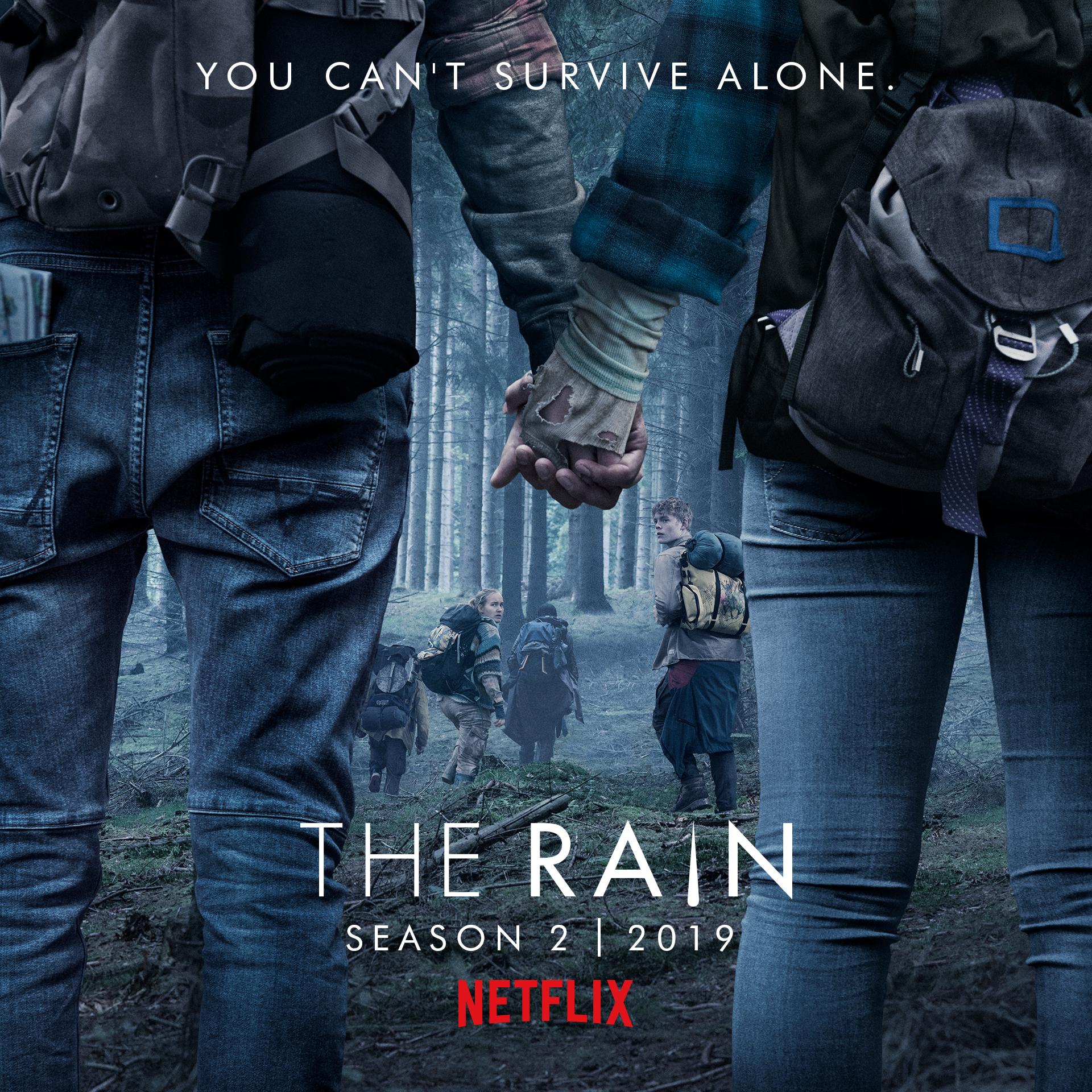 The Rain projectnerd.it
