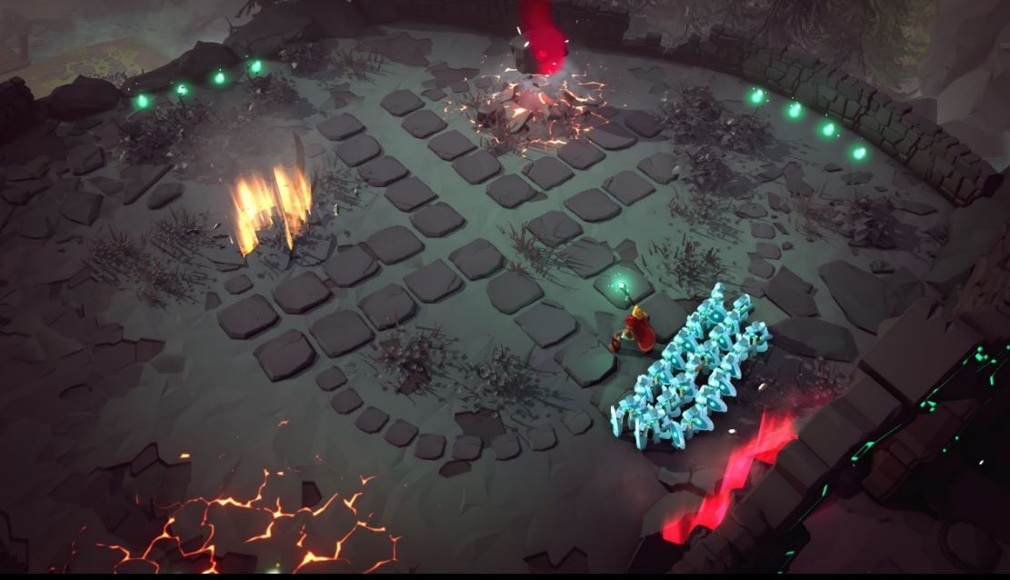 master of anima recensione battle scenario