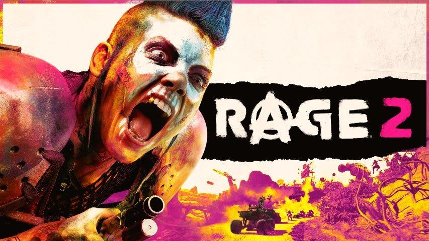 E3 2018 Bethesda rage-2