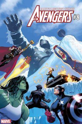 Nuovo quartier generale Avengers 8