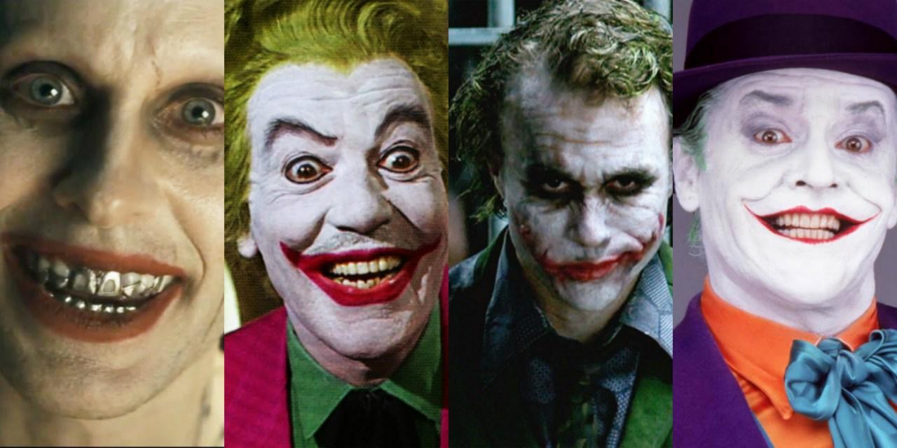 Le versioni del Joker sono una lista piuttosto affollata projectnerd.it