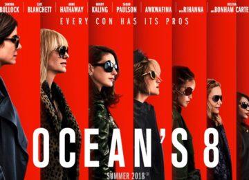 Ocean's 8 - projectnerd.it