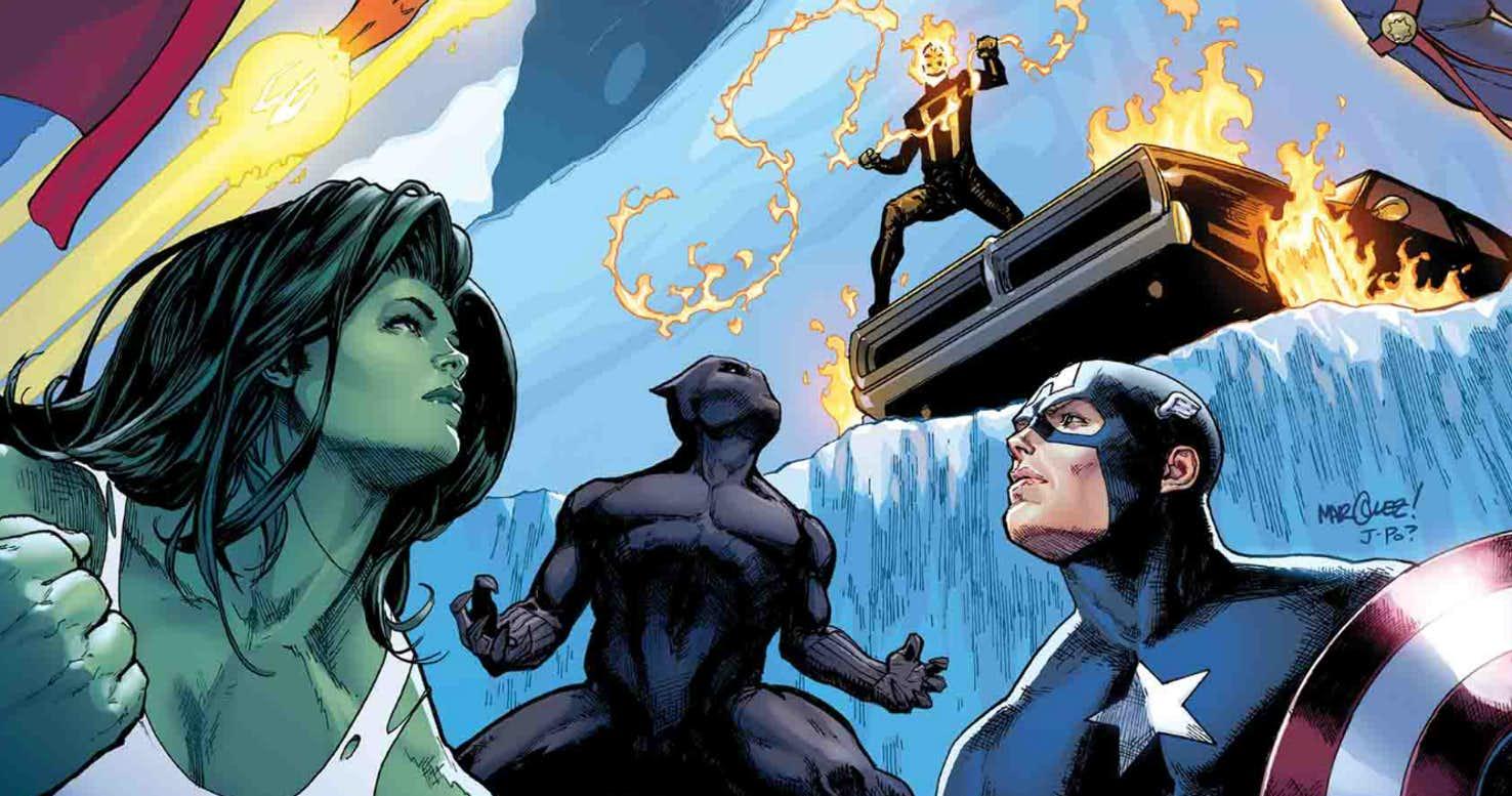 Nuovo quartier generale Avengers