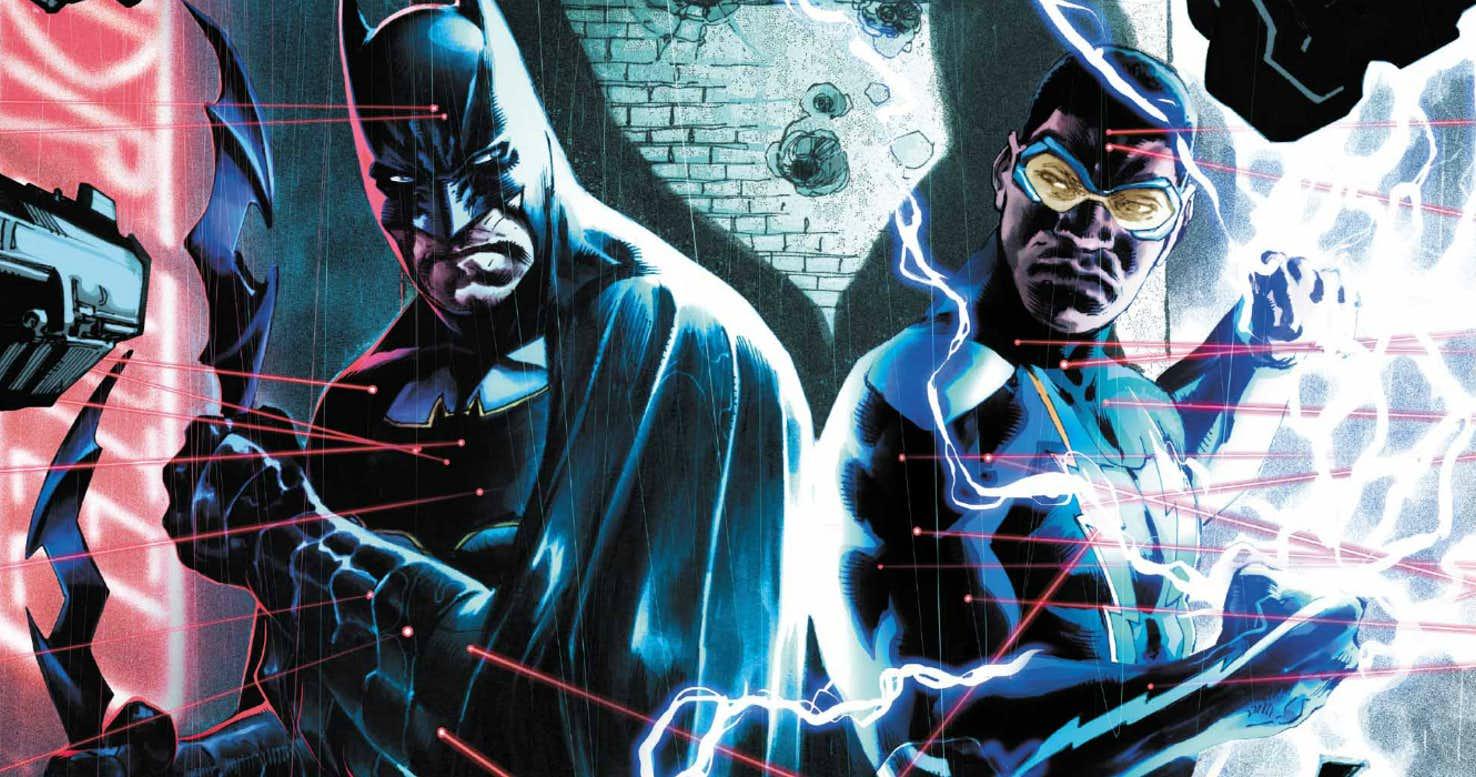 Duke Thomas Detective Comics 983