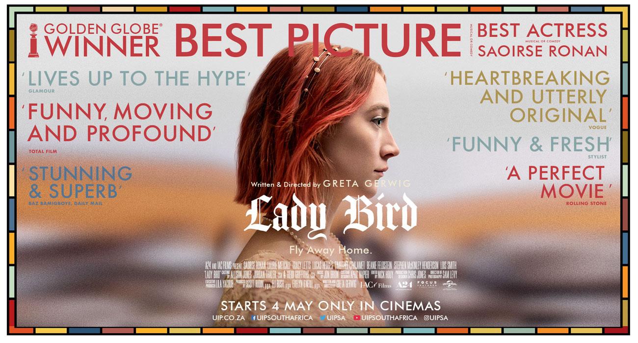 Lady Bird projectnerd.it