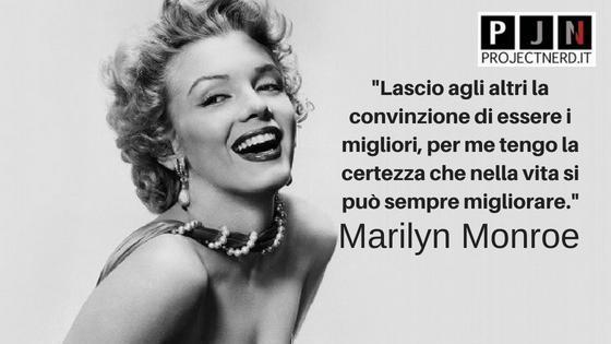 Marilyn Monroe projectnerd.it