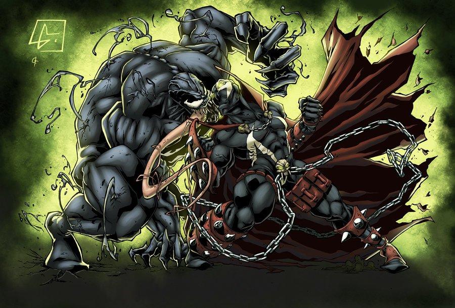 venom spawn Projectnerd.it