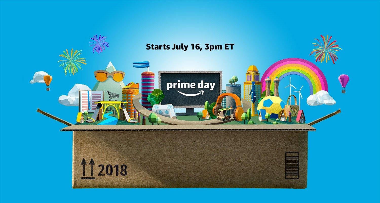 Amazon Prime Day projectnerd.it