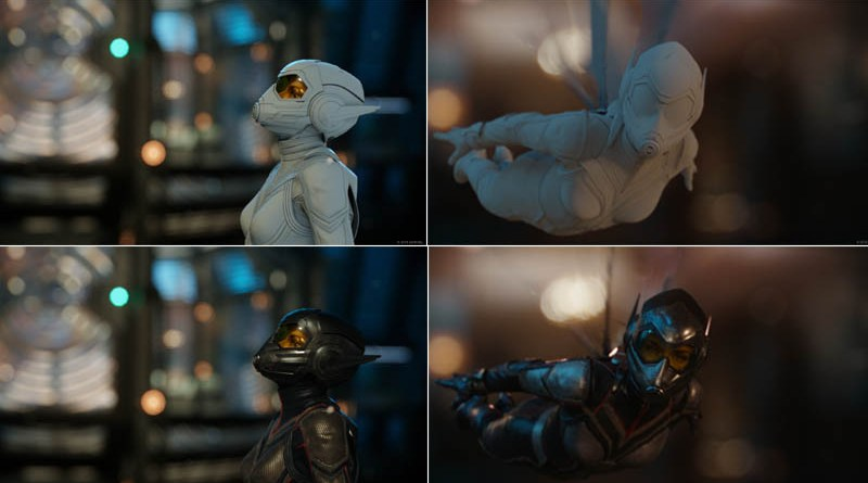 Ant-Man and the Wasp - special effects - projectnerd.it